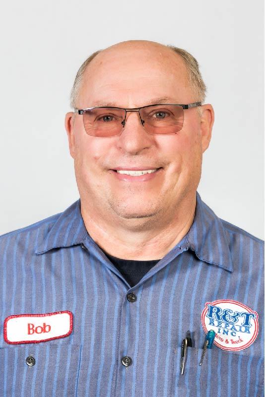 Robert Gaff Owner of R & T Repair