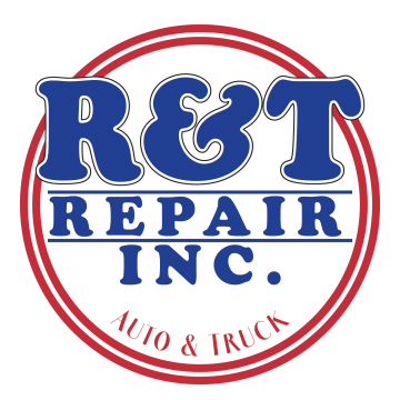 Logo for R & T Repair, cottonwood Arizona Auto-Mechanics